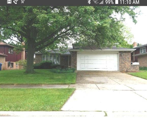 17101 Everett Avenue, South Holland, IL 60473 (MLS #10353635) :: Helen Oliveri Real Estate