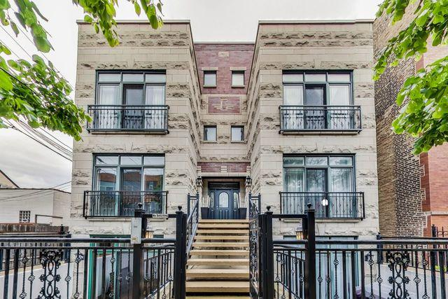 2342 W Montana Street 1W, Chicago, IL 60647 (MLS #10353670) :: Berkshire Hathaway HomeServices Snyder Real Estate