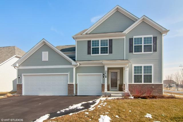 2428 Basin Trail Lane, Naperville, IL 60563 (MLS #10353746) :: The Dena Furlow Team - Keller Williams Realty