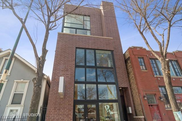 2424 N Ashland Avenue #2, Chicago, IL 60614 (MLS #10353748) :: Helen Oliveri Real Estate