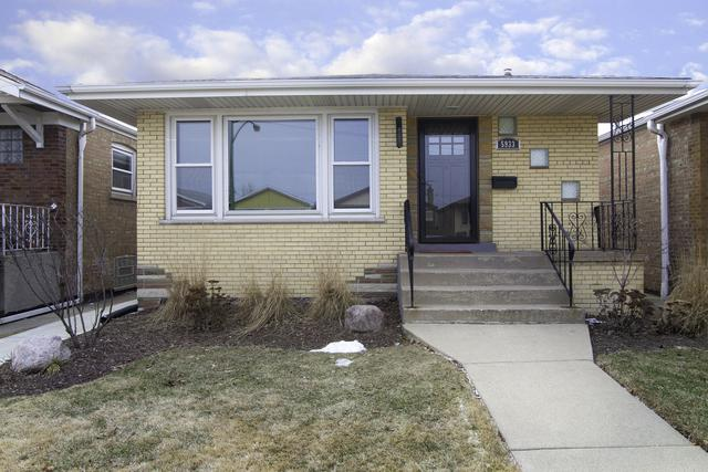 5933 W 64th Street, Chicago, IL 60638 (MLS #10353755) :: Leigh Marcus | @properties