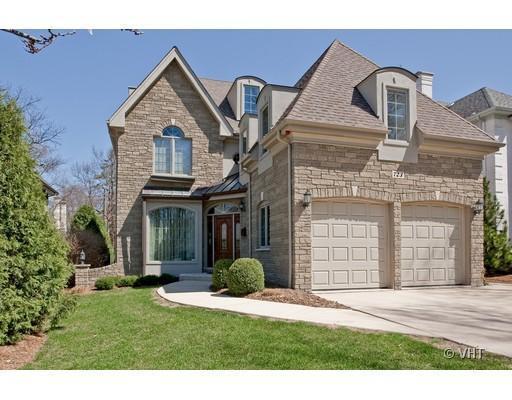 723 S Bodin Street, Hinsdale, IL 60521 (MLS #10353782) :: BNRealty