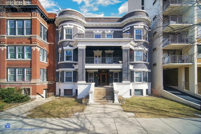 5463 S Hyde Park Boulevard 1N, Chicago, IL 60615 (MLS #10353837) :: Leigh Marcus | @properties