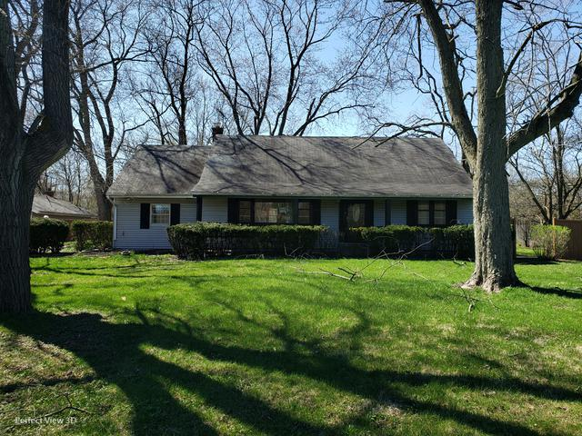 1832 Vollmer Road, Flossmoor, IL 60422 (MLS #10353847) :: Leigh Marcus | @properties