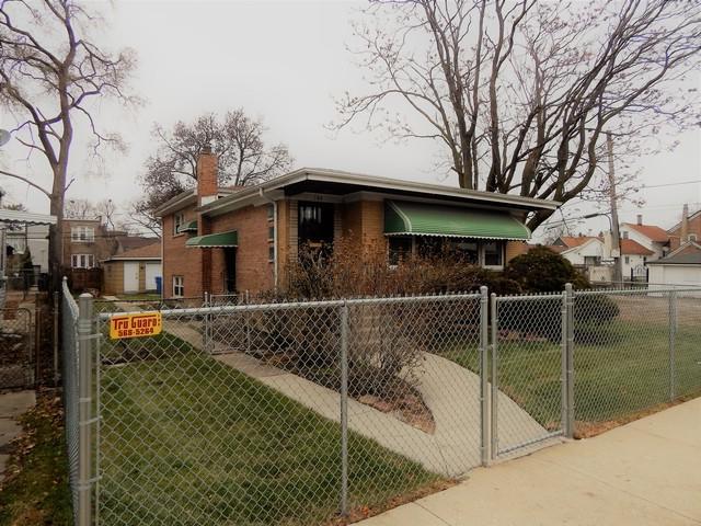 144 E 115th Street, Chicago, IL 60628 (MLS #10353855) :: Helen Oliveri Real Estate