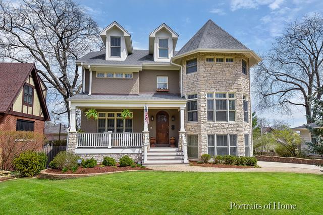 275 Merton Avenue, Glen Ellyn, IL 60137 (MLS #10353857) :: The Wexler Group at Keller Williams Preferred Realty