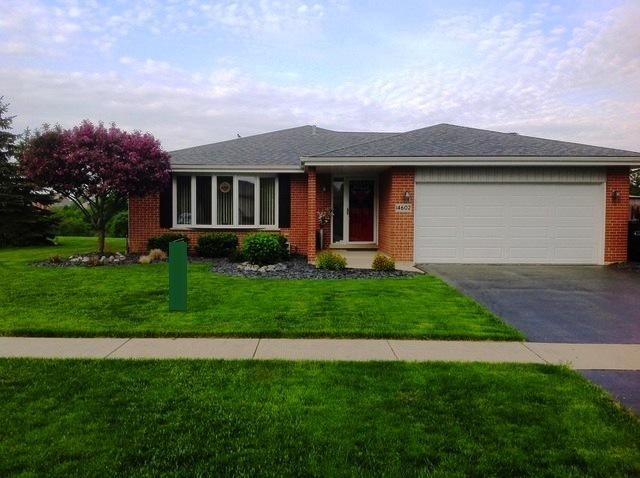 14602 Creekview Drive, Orland Park, IL 60467 (MLS #10353876) :: The Wexler Group at Keller Williams Preferred Realty