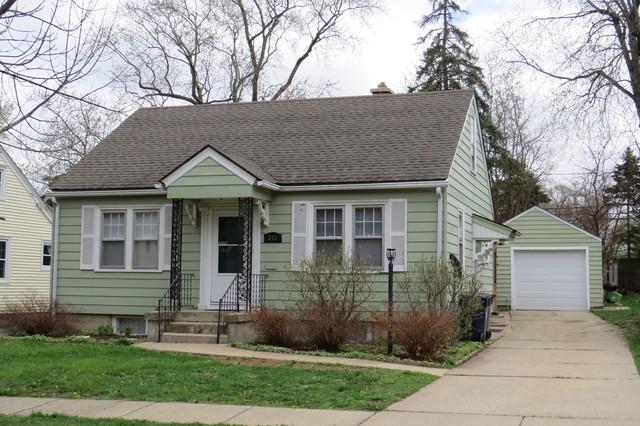 243 S Aldine Street, Elgin, IL 60123 (MLS #10353925) :: Helen Oliveri Real Estate