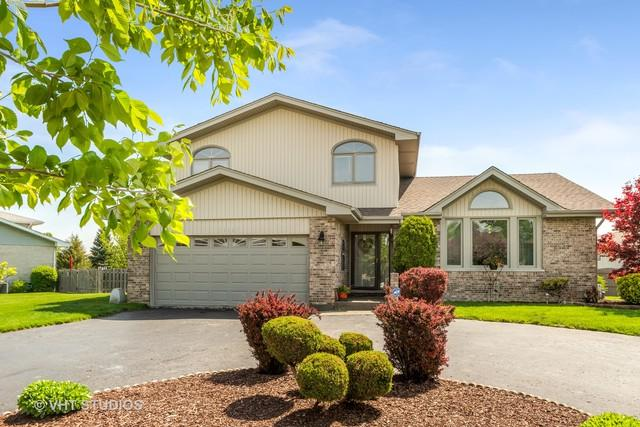 19603 S Highview Lane, Frankfort, IL 60423 (MLS #10353950) :: Berkshire Hathaway HomeServices Snyder Real Estate