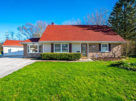 4021 Richmond Court, Matteson, IL 60443 (MLS #10353965) :: Helen Oliveri Real Estate