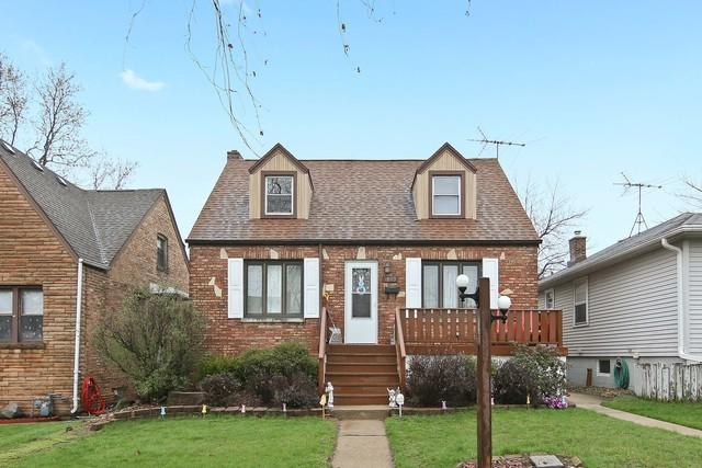 18113 Oakwood Avenue, Lansing, IL 60438 (MLS #10353983) :: The Jacobs Group
