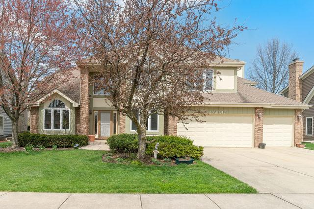 26W010 Macarthur Avenue, Wheaton, IL 60188 (MLS #10354009) :: The Wexler Group at Keller Williams Preferred Realty