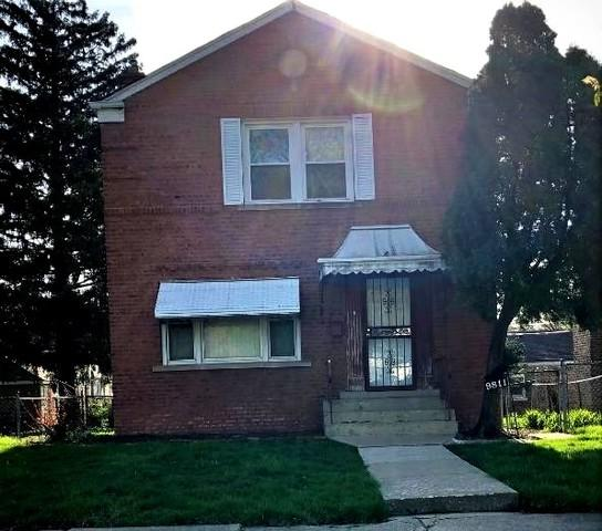 9811 S Peoria Street, Chicago, IL 60643 (MLS #10354019) :: Leigh Marcus | @properties