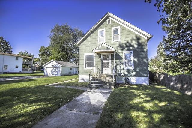 1109 Vine Street, Joliet, IL 60435 (MLS #10354025) :: The Wexler Group at Keller Williams Preferred Realty