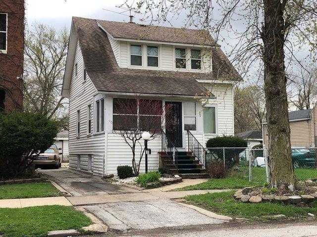 300 E 148th Street, Harvey, IL 60426 (MLS #10354066) :: Leigh Marcus | @properties
