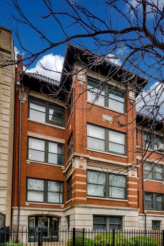 1130 E Hyde Park Boulevard 3A, Chicago, IL 60615 (MLS #10354081) :: Leigh Marcus | @properties
