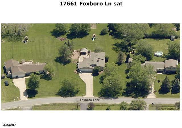 17661 Foxboro Lane, Homer Glen, IL 60491 (MLS #10354086) :: The Wexler Group at Keller Williams Preferred Realty