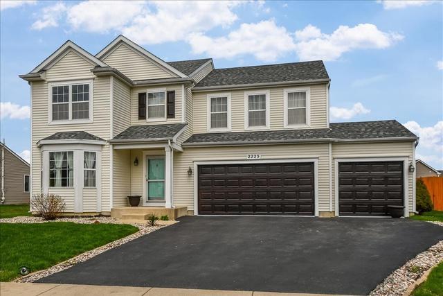 2223 Crescent, Bourbonnais, IL 60914 (MLS #10354091) :: Helen Oliveri Real Estate