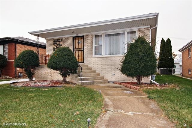 502 Yates Avenue, Calumet City, IL 60409 (MLS #10354105) :: Helen Oliveri Real Estate