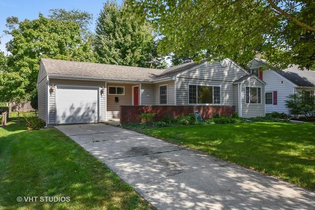 609 E 8th Avenue, Naperville, IL 60563 (MLS #10354110) :: The Dena Furlow Team - Keller Williams Realty