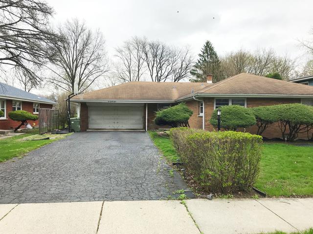 1025 Maple Road, Flossmoor, IL 60422 (MLS #10354147) :: Leigh Marcus | @properties