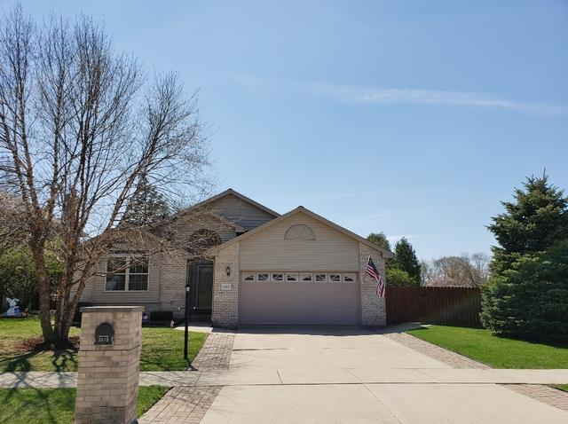 5565 Christopher Drive, Oak Forest, IL 60452 (MLS #10354157) :: The Dena Furlow Team - Keller Williams Realty