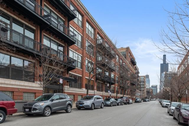 1040 W Adams Street #209, Chicago, IL 60607 (MLS #10354187) :: Century 21 Affiliated