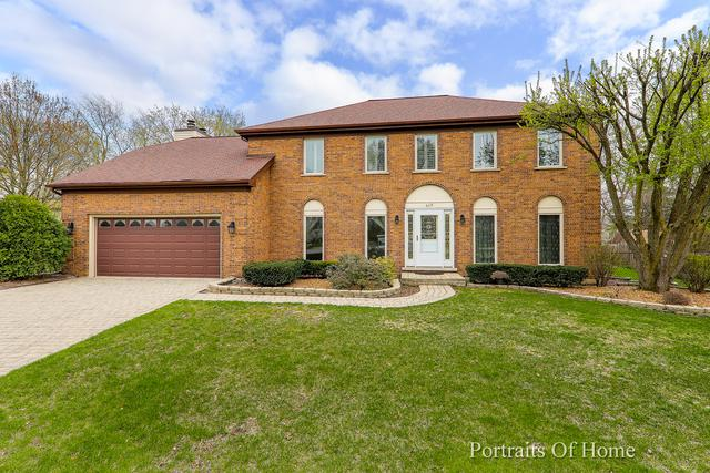 805 Old Orchard Avenue, Downers Grove, IL 60516 (MLS #10354192) :: The Wexler Group at Keller Williams Preferred Realty