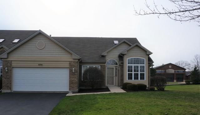 690 Berkley Drive, Romeoville, IL 60446 (MLS #10354197) :: The Wexler Group at Keller Williams Preferred Realty