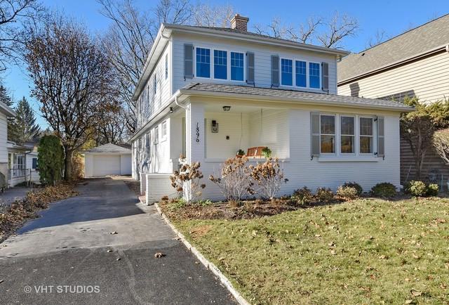 1896 Clifton Avenue, Highland Park, IL 60035 (MLS #10354211) :: Leigh Marcus | @properties