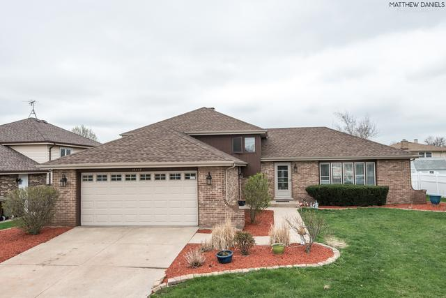 16419 Hillcrest Drive, Tinley Park, IL 60477 (MLS #10354220) :: The Wexler Group at Keller Williams Preferred Realty