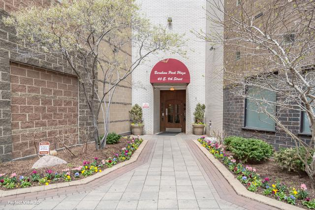 40 E 9th Street #1010, Chicago, IL 60605 (MLS #10354247) :: Leigh Marcus | @properties