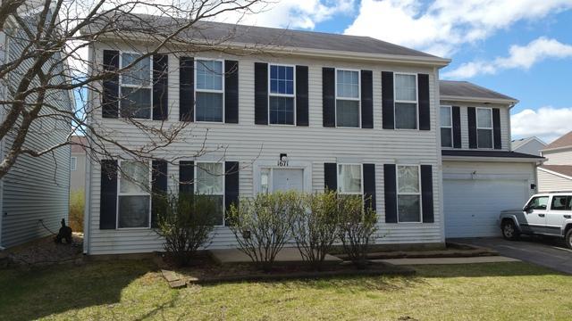 1671 Hickory Park Lane, Aurora, IL 60504 (MLS #10354266) :: Helen Oliveri Real Estate