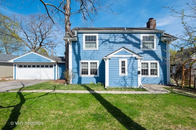 599 Vine Avenue, Highland Park, IL 60035 (MLS #10354279) :: Leigh Marcus | @properties