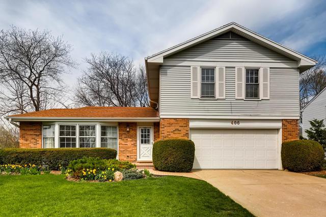 406 W Golf Road, Libertyville, IL 60048 (MLS #10354280) :: Helen Oliveri Real Estate