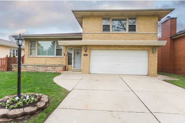9809 S Kolmar Avenue, Oak Lawn, IL 60453 (MLS #10354319) :: The Wexler Group at Keller Williams Preferred Realty