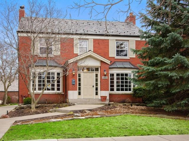 10015 S Hoyne Avenue, Chicago, IL 60643 (MLS #10354346) :: Helen Oliveri Real Estate