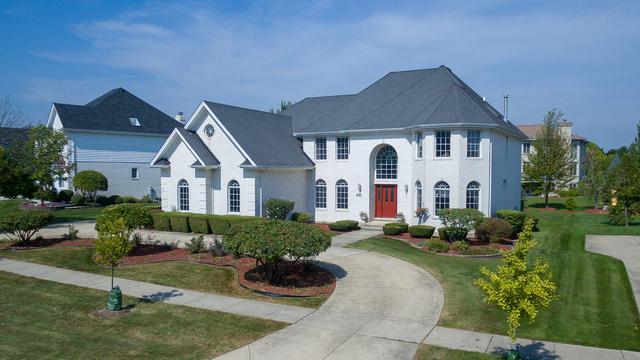 6807 Fieldstone Drive, Burr Ridge, IL 60527 (MLS #10354353) :: The Wexler Group at Keller Williams Preferred Realty