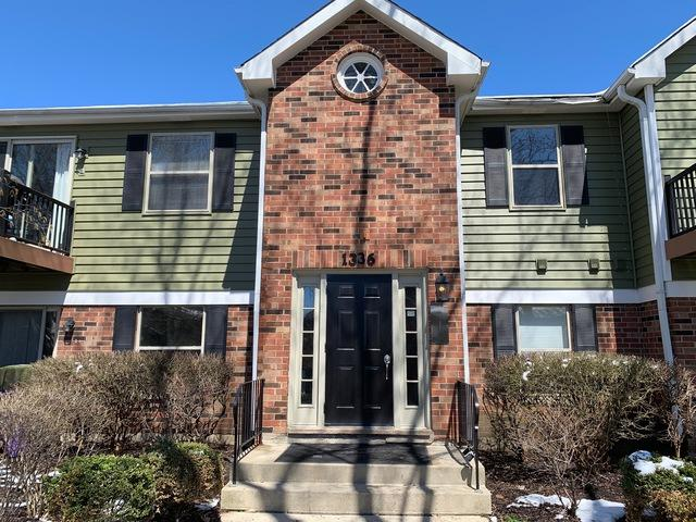 1336 Mc Dowell Road #204, Naperville, IL 60563 (MLS #10354374) :: The Wexler Group at Keller Williams Preferred Realty