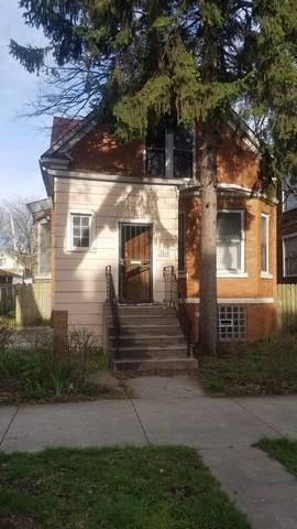 7818 S Ellis Avenue, Chicago, IL 60619 (MLS #10354396) :: Leigh Marcus   @properties