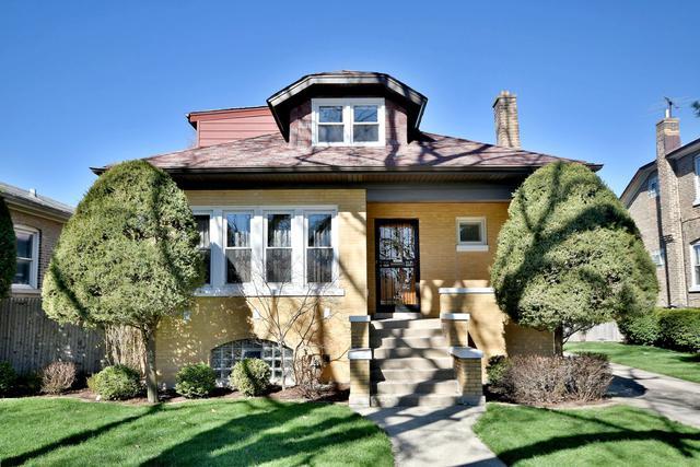 4328 N Menard Avenue, Chicago, IL 60634 (MLS #10354414) :: Helen Oliveri Real Estate