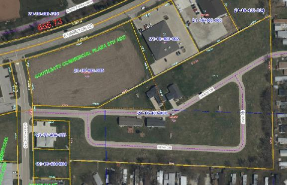 Lot 3 Southpark Commercial Plaza Sub, Bloomington, IL 61704 (MLS #10354416) :: BNRealty