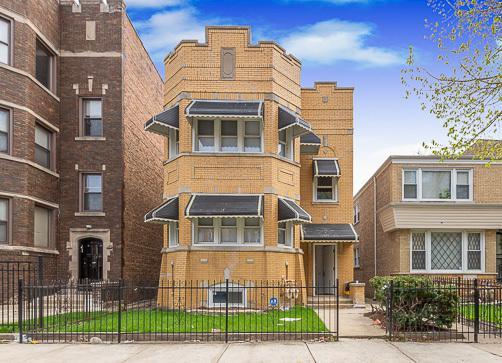 8143 S Marshfield Avenue, Chicago, IL 60620 (MLS #10354474) :: Helen Oliveri Real Estate