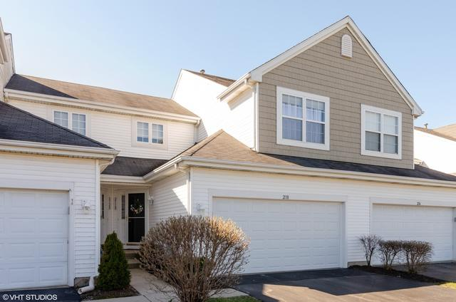 2118 Orchard Lane 14-A-3, Carpentersville, IL 60110 (MLS #10354516) :: The Wexler Group at Keller Williams Preferred Realty