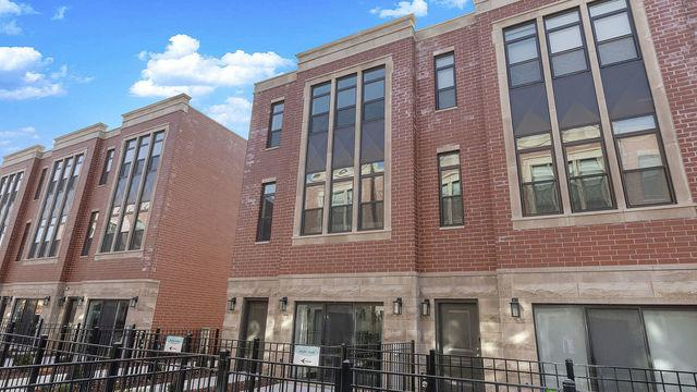 2253 W Coulter Street #2, Chicago, IL 60608 (MLS #10354523) :: The Wexler Group at Keller Williams Preferred Realty