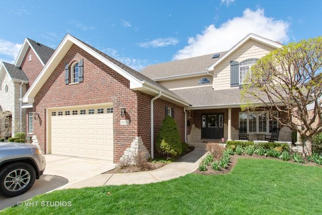 4912 W 106th Place, Oak Lawn, IL 60453 (MLS #10354528) :: The Wexler Group at Keller Williams Preferred Realty