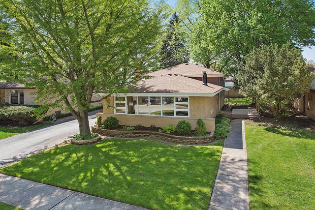 4109 W 100th Street, Oak Lawn, IL 60453 (MLS #10354550) :: The Wexler Group at Keller Williams Preferred Realty