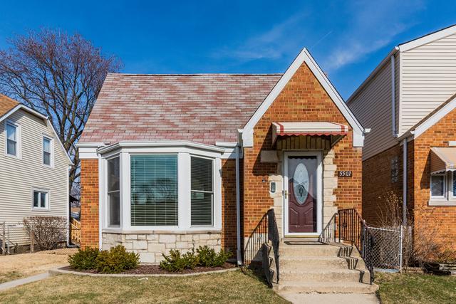 5507 N Natchez Avenue, Chicago, IL 60656 (MLS #10354586) :: Helen Oliveri Real Estate