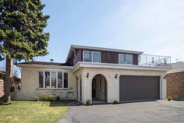 1011 N Delphia Avenue, Park Ridge, IL 60068 (MLS #10354703) :: Helen Oliveri Real Estate