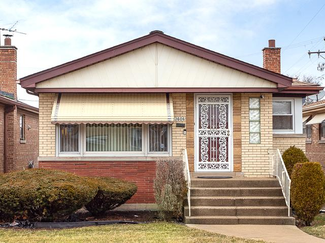 3606 W 71ST Street, Chicago, IL 60629 (MLS #10354704) :: Helen Oliveri Real Estate